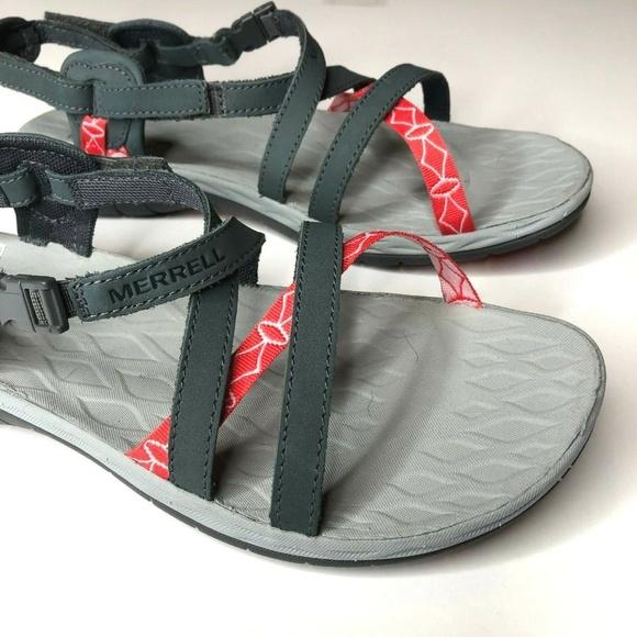 ec4a0a56f Merrell Terran Lattice with Straps Sandals. M 5c57a3d06197453651133ad3